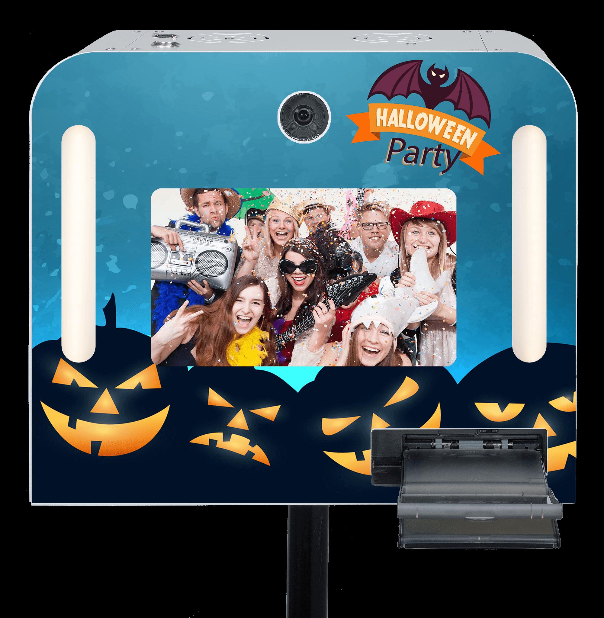 "Fotobox ""Halloween"" mieten."