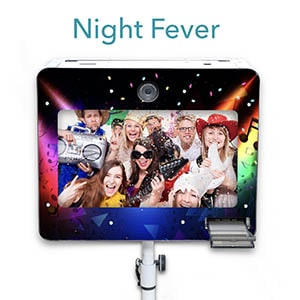 13 | Night Fever (Fotobox PRO Motiv)