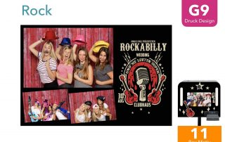 G9   Rock (Fotobox Drucklayout)