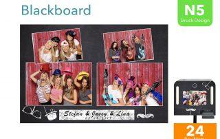 N5 | Blackboard (Fotobox Drucklayout)